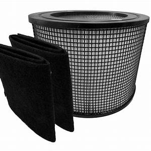 Filter Queen Defender Hepa Air Filter   2 Carbon Wraps
