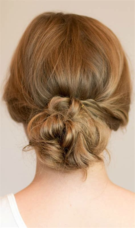 Best 25 Faux Bun Ideas On Pinterest Marley Hair Bun