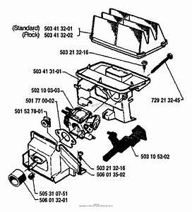 Husqvarna 40  1988 Carburetor