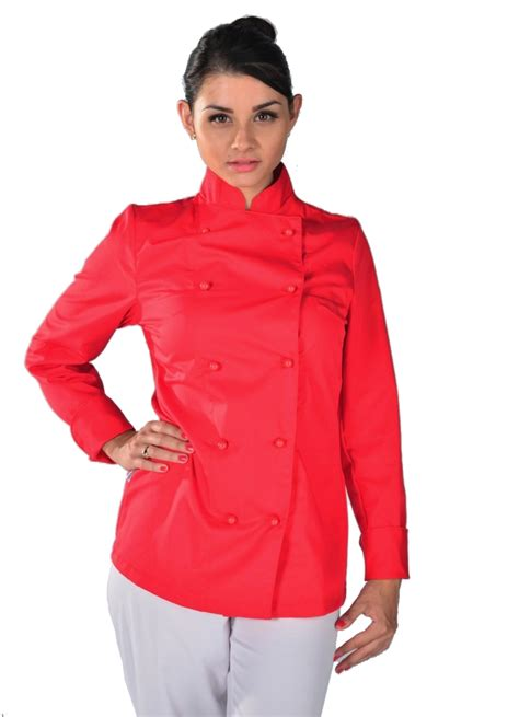 veste de cuisine veste de cuisine femme spice uniforme de