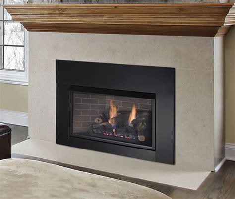 monessen solstice traditional vent  fireplace insert
