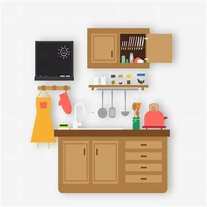 Mesmerizing Kitchen Room Vector Free Download Images Simple Design Home robaxin25 us