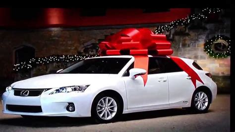 lexus christmas lexus christmas commercial 2013 youtube