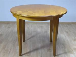 Tisch Rund 100 Cm : runder tisch 19 jh online kaufen bei hess ~ A.2002-acura-tl-radio.info Haus und Dekorationen