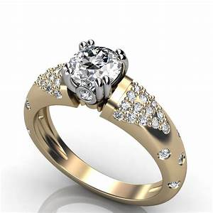 Gold diamond rings for women with price hd trends for for Diamond wedding rings for women