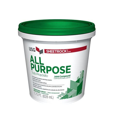 Sheetrock Brand Allpurpose 175 Pt Premixed Joint
