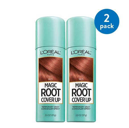 pack loreal paris hair color root cover  temporary