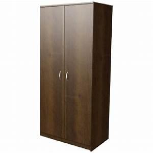 Armoire De Rangement : armoire de rangement 2 portes rona ~ Teatrodelosmanantiales.com Idées de Décoration