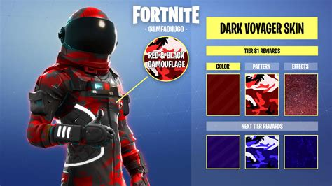 fortnite customizable skins concept big credits