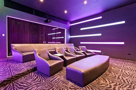 modern media spaces modern home theatre dallas