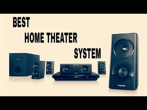 Top Best Home Theater System India Under