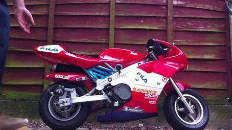 ducati mini moto 50cc
