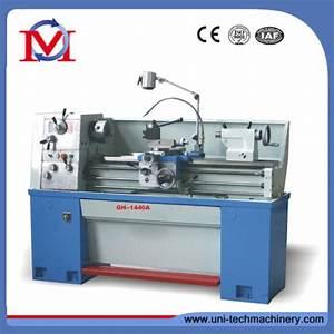 China Horizontal Manual Metal Lathe Machine  Gh
