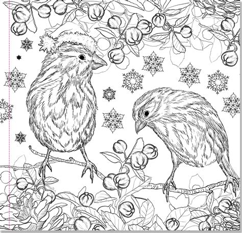 the winter of magic coloring download the winter of magic