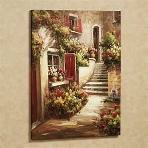 Wall art ideas design traditional veneus italian