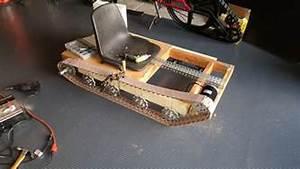 How I Added Tank Treads to a Go-Kart Make: