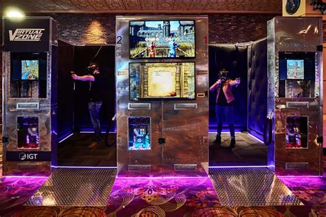 siege casino igt teams up with htc vive for vr casino gaming experience