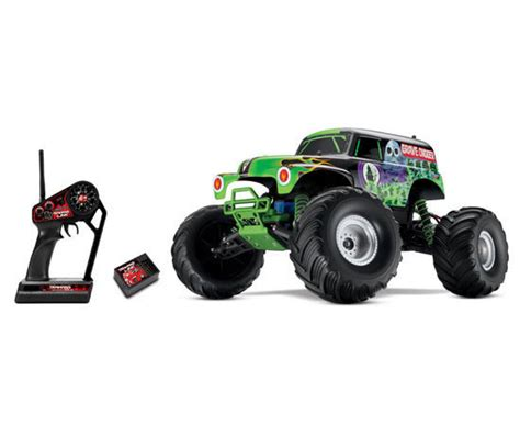 grave digger monster truck for sale traxxas grave digger monster jam 1 10 electric rtr rc