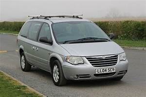2004 Chrysler Grand Voyager Ltd Xs Automatic 2 8 Diesel  7
