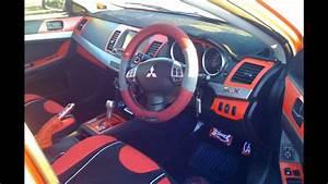 Modified New Mitsubishi Lancer 2010 2011 YouTube