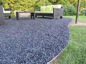 Awesome Gravier Couleur Pour Jardin Photos Design Trends