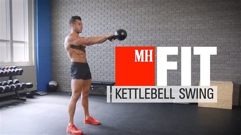 kettlebell swings swing workout training workouts fitness exercise exercises hiit health beginners way menshealth