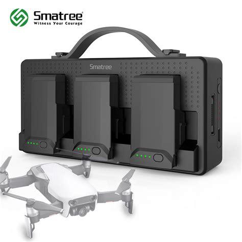 smatree battery charger  dji mavic airdji mavic air