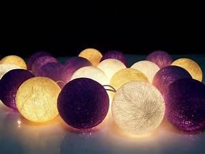 Dawanda Cotton Balls : guirnalda de luces bolas de algod n products ~ Sanjose-hotels-ca.com Haus und Dekorationen