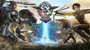 Ark Survival Of The Fittest Arrive Sur PS4 JVFrance