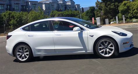 tesla model 3 more tesla model 3 colors being spotted ahead of official