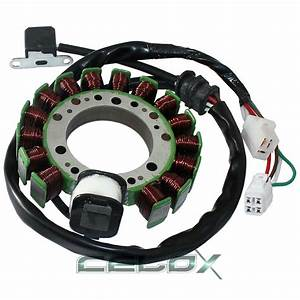 Stator For Yamaha Grizzly 600 Yfm600 1998 Generator