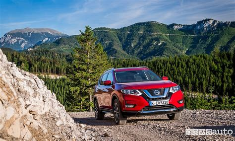 nuovo nissan x trail newsauto it