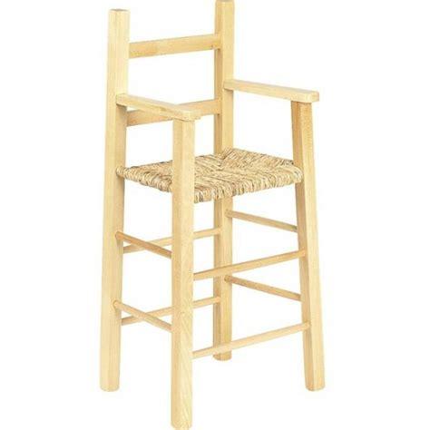 siege pour chaise haute en bois chaise haute enfant bois naturel