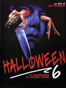 Halloween: The Curse of Michael Myers (1995) Movie