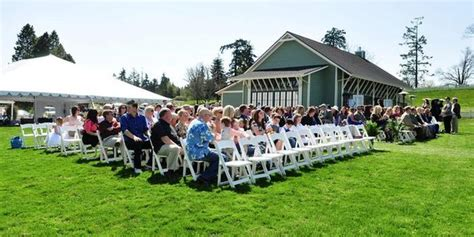 Hood Canal Vista Pavilion Weddings