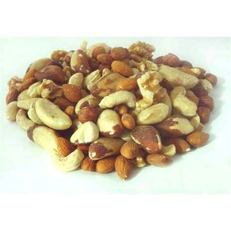 Priority Health Mixed Nuts Raw (no Peanuts) 10kg