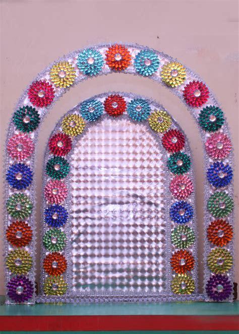 ganpati decoration makhar studio design gallery best design