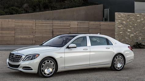 Mercedes-maybach Landaulet To Drop Half Its Top In Paris