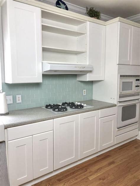 easy diy kitchen cabinet reface    cribbs