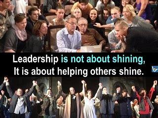 leadership teamwork messages   world innompic