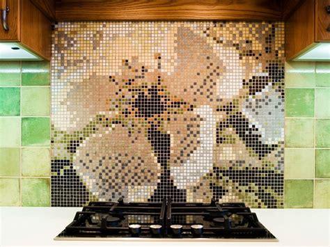kitchen mosaic designs creative kitchen backsplash ideas pictures from hgtv hgtv 2322