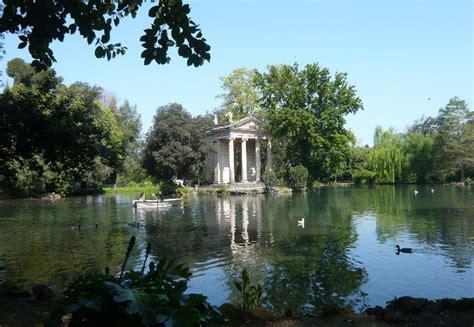 villa borghese gardens astrambiente turismo roma presents villa borghese