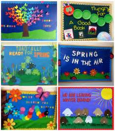 April Showers Bring May Flowers Saying by Spring Bulletin Board Ideas For The Classroom Crafty Morning