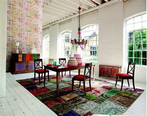 canapé roche bobois kenzo le tapis multicolore apportez des touches de joie dans l