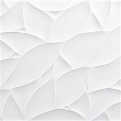 Oxo Deco Blanco Tile   Contemporary   Tile