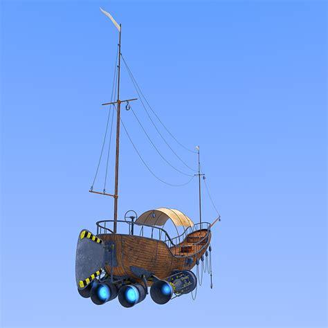 Rocket Boat by Rocket Boat 3d Models 1971s