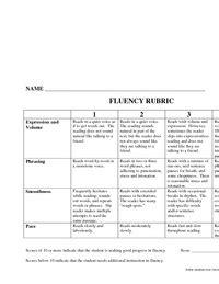 reading fluency sqworl