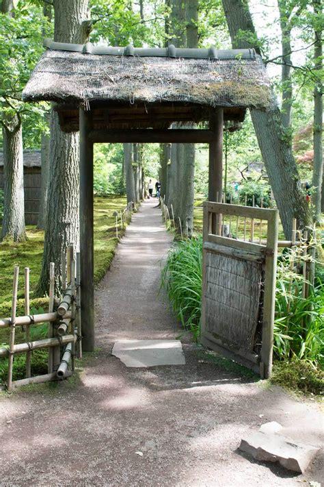 Japanischer Garten Tor by Japanischer Garten Den Haag