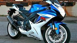 Suzuki Gsxr 600 Cc 2006