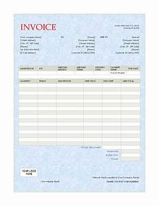 Painting invoice template free joy studio design gallery for Free printable painters invoice
